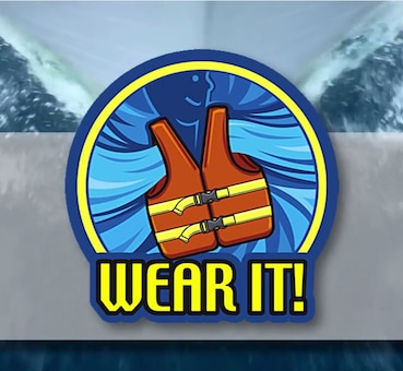 Wear it! Water safety campaign