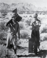 Caption: Kofa Soldiers. Source: National Archives and Records Administration.