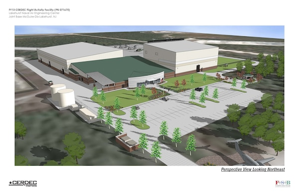 Rendering of finished complex expected to be completed in winter 2016.
