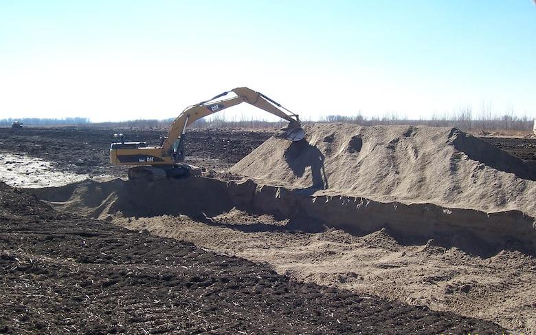 Cranberry Bend Project Construction