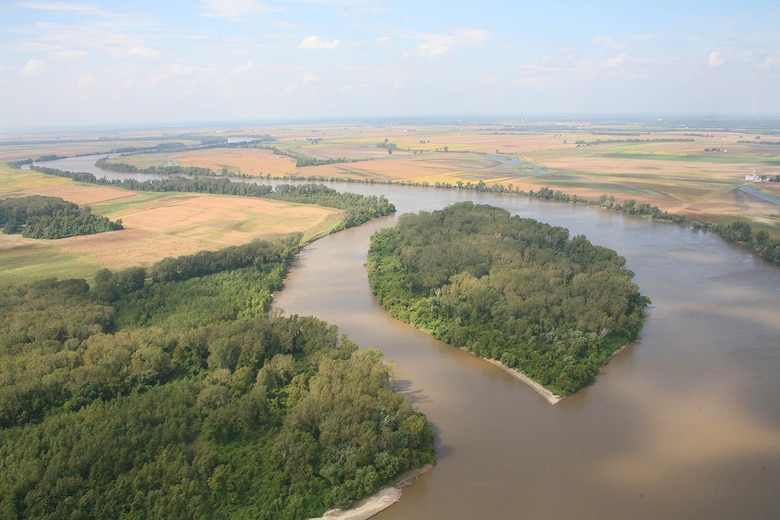 Aerial View of Cranberry Bend Project Site