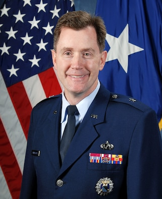 Brig. Gen. Andrew Armacost (Air Force photo)