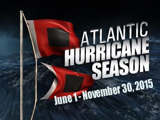 June 1 to November 30th is Hurricane Season.