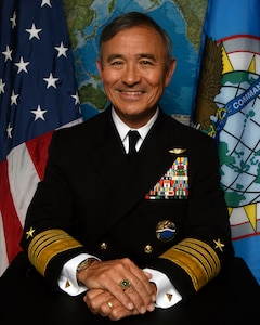 Admiral Harry B. Harris, Jr.