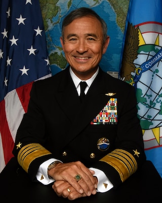 Admiral Harry B. Harris, Jr. USN