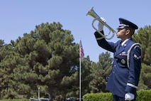 Airman1st Class Esteban Castillo, Nellis Air Force Base Honor Guard