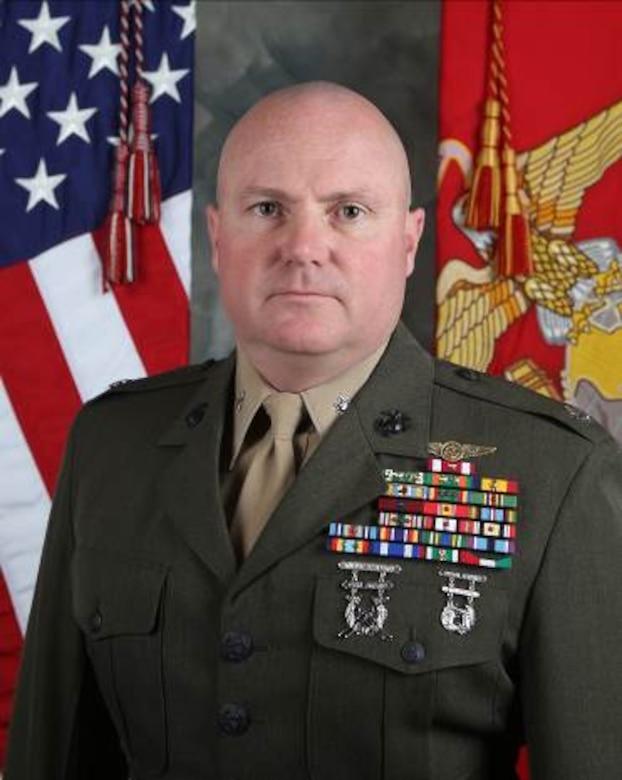 Lieutenant Colonel William E. O'Brien