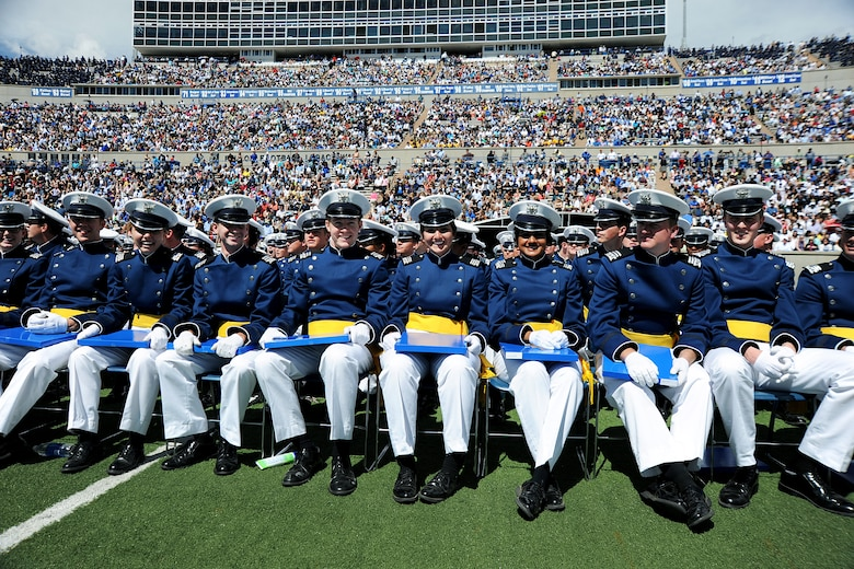 Air Force Graduation >> 2015 Graduation By The Numbers United States Air Force Academy