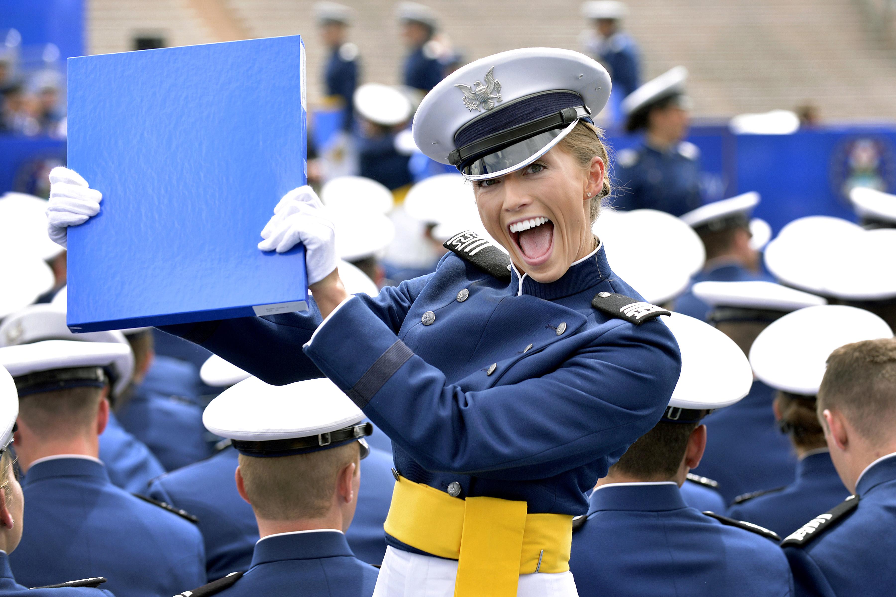 Air force academy essay