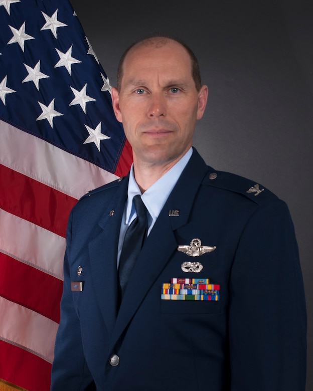 Col. Tupper Daniels will assume command of the 161st Air Refueling Wing Dec. 5. As a 25-year pilot in the Air Force and Arizona Air National Guard, he has more than 4,000 flying hours in T-38 Talon,  F-16 Fighting Falcon and MQ-1B Predator aircraft. (U.S. Air National Guard photo)