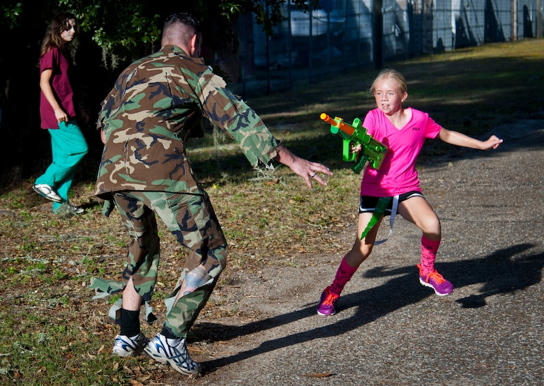 Zombie Stomp: Run! > Eglin Air Force Base > Article Display