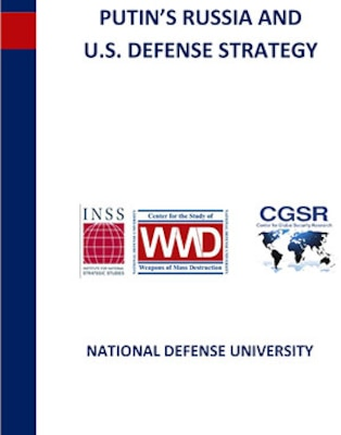 Putin's Russia and U.S. Defense Strategy