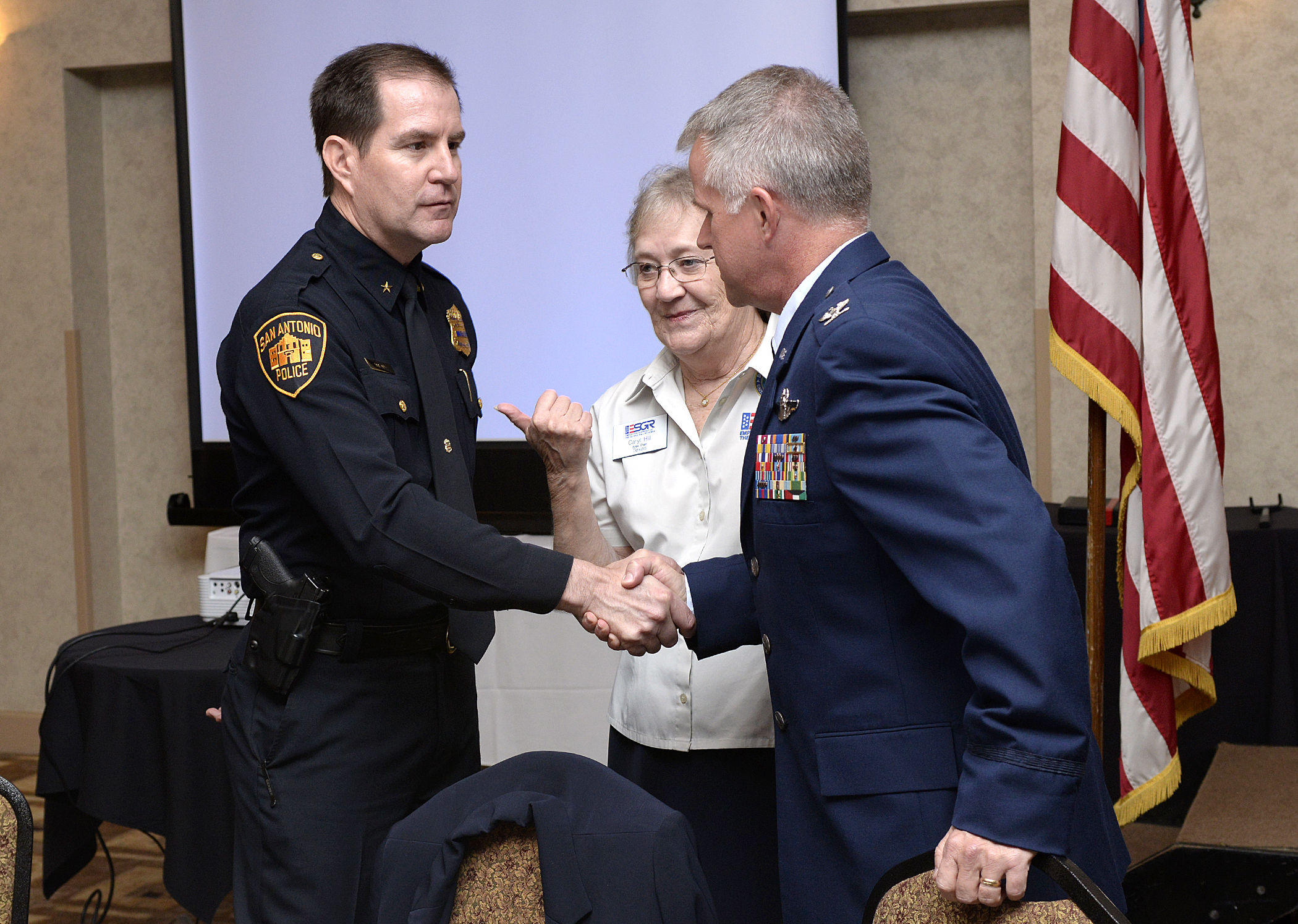 ESGR Salute to Employers Awards Luncheon