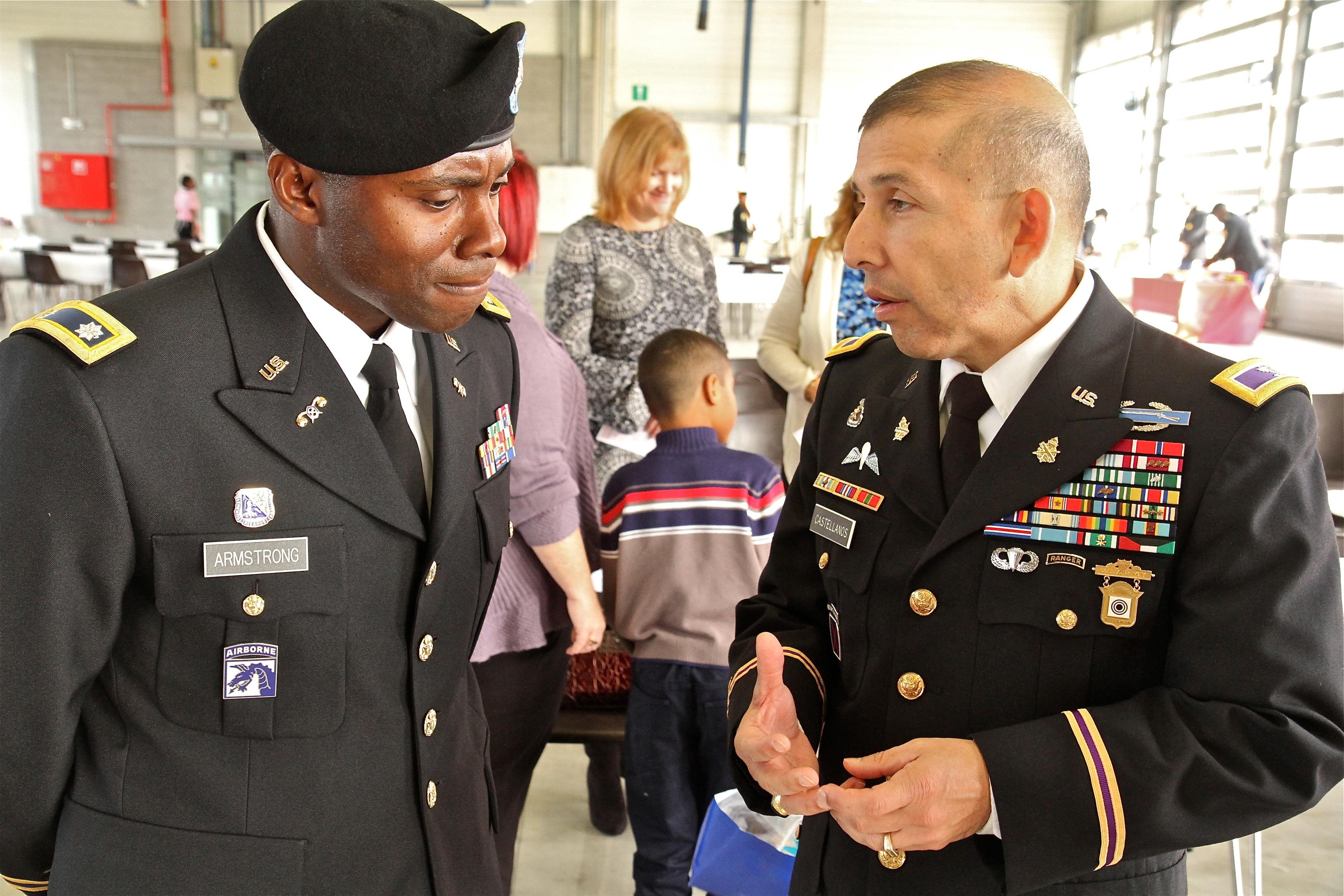 Army Reserve Civil Support Team Welcomes New Leadership