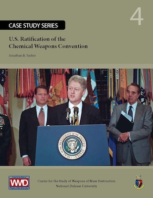 U.S. Ratification of the Chemical Weapons Convention