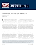 Countering WMD in the 2010 QDR