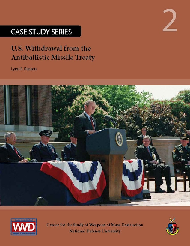 U.S. Withdrawal from the Antiballistic Missile Treaty