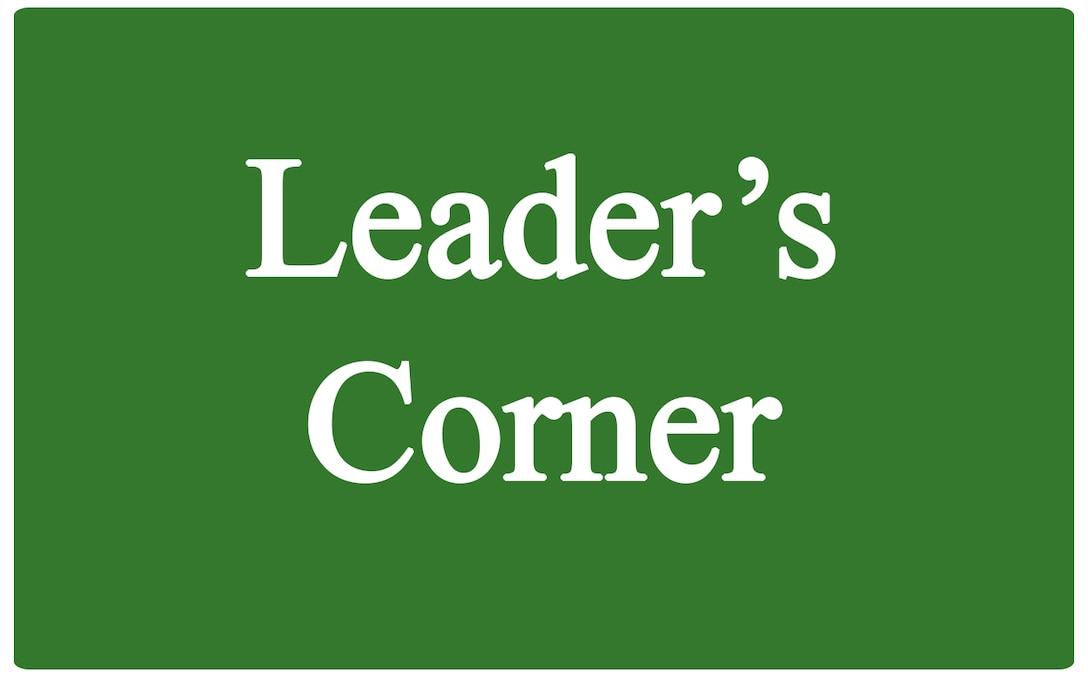 Leader's Corner Button