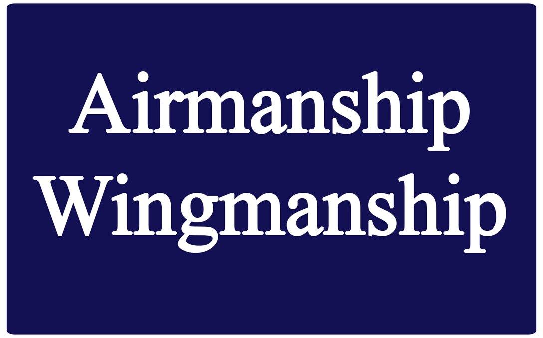 Airmanship.Wingmanship Button