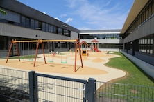 DoDEA-Europe's Stuttgart schools are on track to earn the first U.S. Green Building Council Leadership in Energy & Environmental Design certification for Department of Defense schools in Europe.  U.S Army Corps of Engineers Europe District, together with Department of Defense Education Activity–Europe, U.S. Army Garrison Stuttgart and the Baden-Wuerttemberg Bauamt, constructed the project.