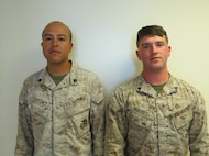 30 Oct 2015 - Coach of the week is Sgt Martinez, Noe with 2D CEB and High Shooter is Cpl Hughes, Jake A. with 2D CEB shot a 338