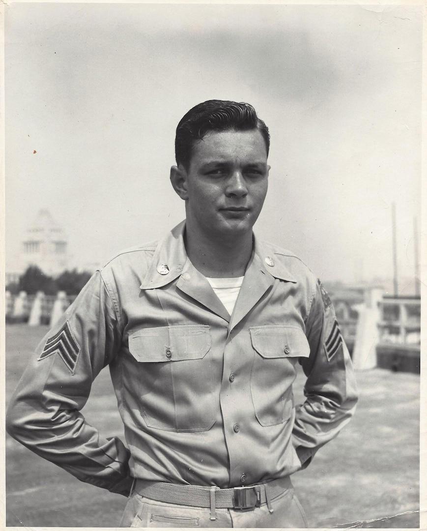 Sgt. 1st Class Dean D. Chaney
