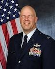 Col. Brian K. Borgen, Commander 442d Fighter Wing
