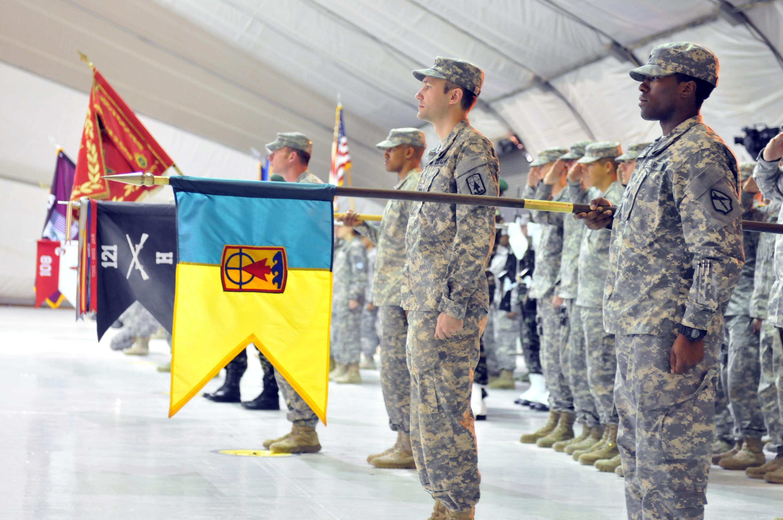 KOSOVO: Multiple National Guard, Reserve units assume