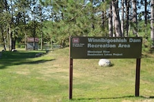 The Lake Winnibigoshish Recreation Area is situated at the outlet of Lake Winnibigoshish, located about 14 miles northwest of Deer River, Minn. The lake is 67,000 acres in size and has 141 miles of shoreline. It was formed by a huge ice block left behind by a receding glacier.   Area forests contain towering red pine, which are home to an abundant assortment of animals including bald eagles, porcupines, black bears, chipmunks and many others. Seasonal berries that decorate the forest floor include blackberries, raspberries and blueberries. Spectacular sunsets can be viewed from the dam structure as you look west out over the reservoir.   The well maintained, clean recreation area offers camping, boating, picnicking, fishing and playground areas. The camp sites are located east of the Mississippi River and Winnibigoshish Dam. A majority of the camp sites are available for reservation. Some have access to electricity. There is also a camp site and rest room accessible to those who are mobility impaired.   Lake Winnibigoshish is one of the premier walleye, perch and musky lakes in the state. Fishing is allowed from the shoreline, as well as from boats. There is one boat ramp that leads into the Mississippi River for a cool and relaxing day.