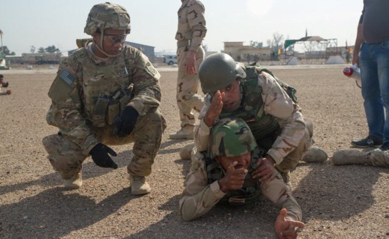 iraqi army glad to see 82nd airborne u s central command news