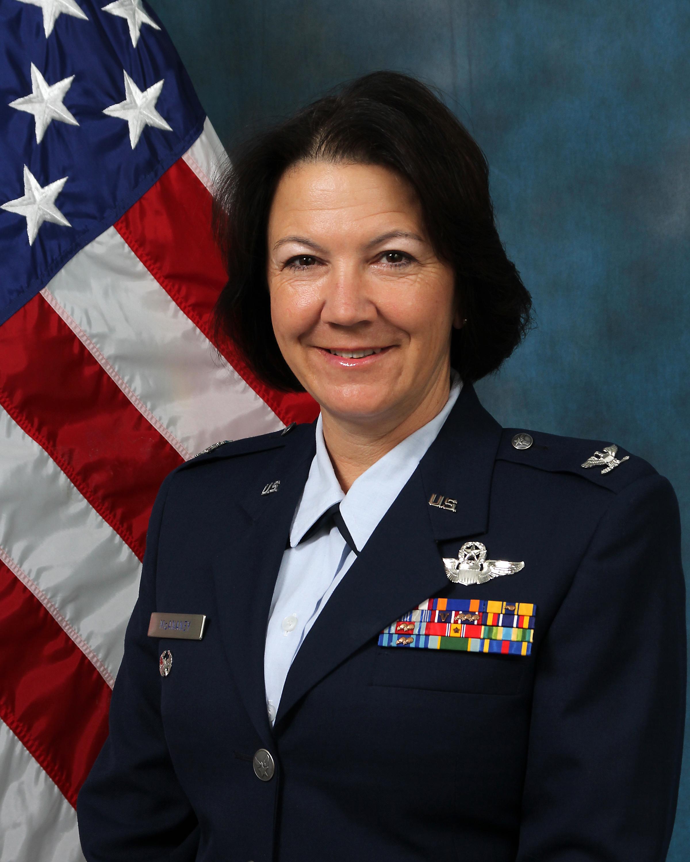 Col. Jeanine M. McAnaney
