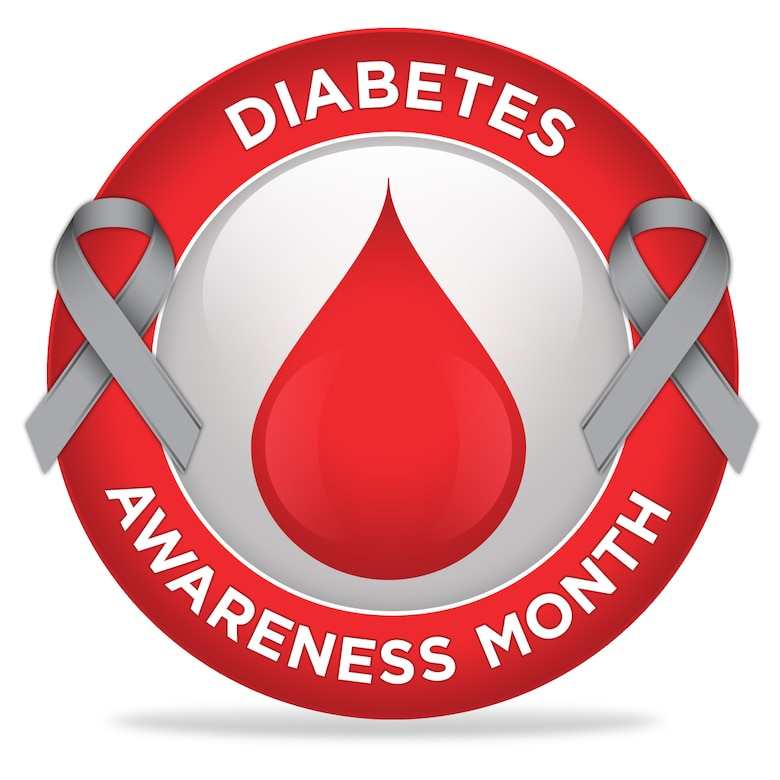 The Center For Disease Control defines diabetes as a group of diseases marked by high levels of glucose resulting from defects in insulin production, insulin action or both, and estimates the rate of diabetes in the military at about 5 percent.