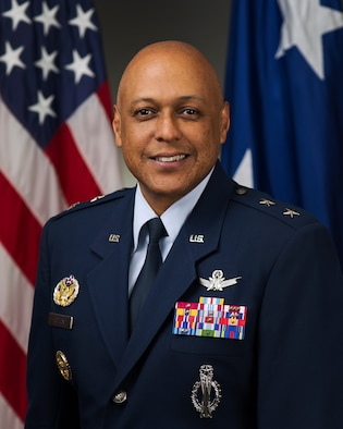 Maj. Gen. Anthony J. Cotton, 20th Air Force and Task Force 214 commander. (File photo)