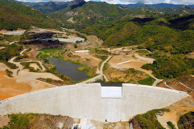 The district is preparing for final turn-over of the Portugués dam to the Commonwealth of Puerto Rico.