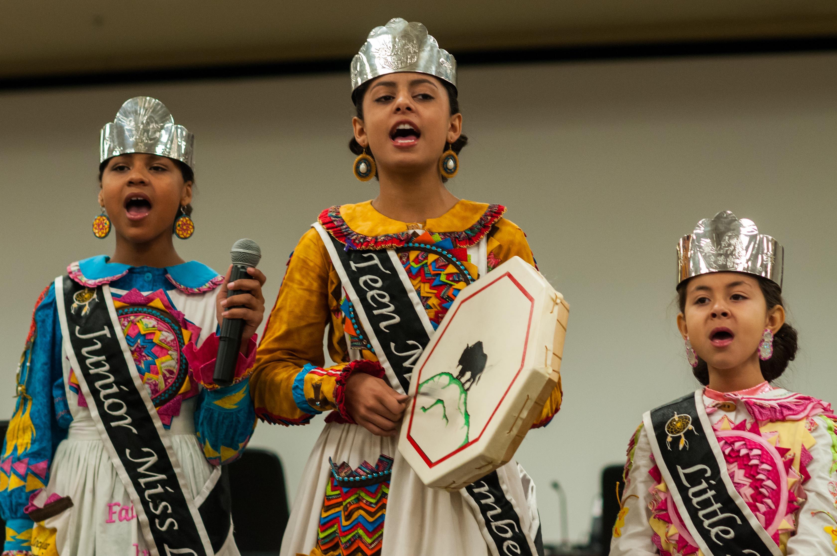 FORSCOM/USARC hosts National American Indian Heritage event