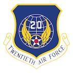 20th Air Force Emblem