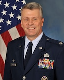 Col Kossler Official Photo