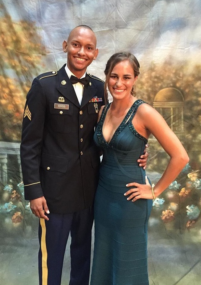dating an officer in the army