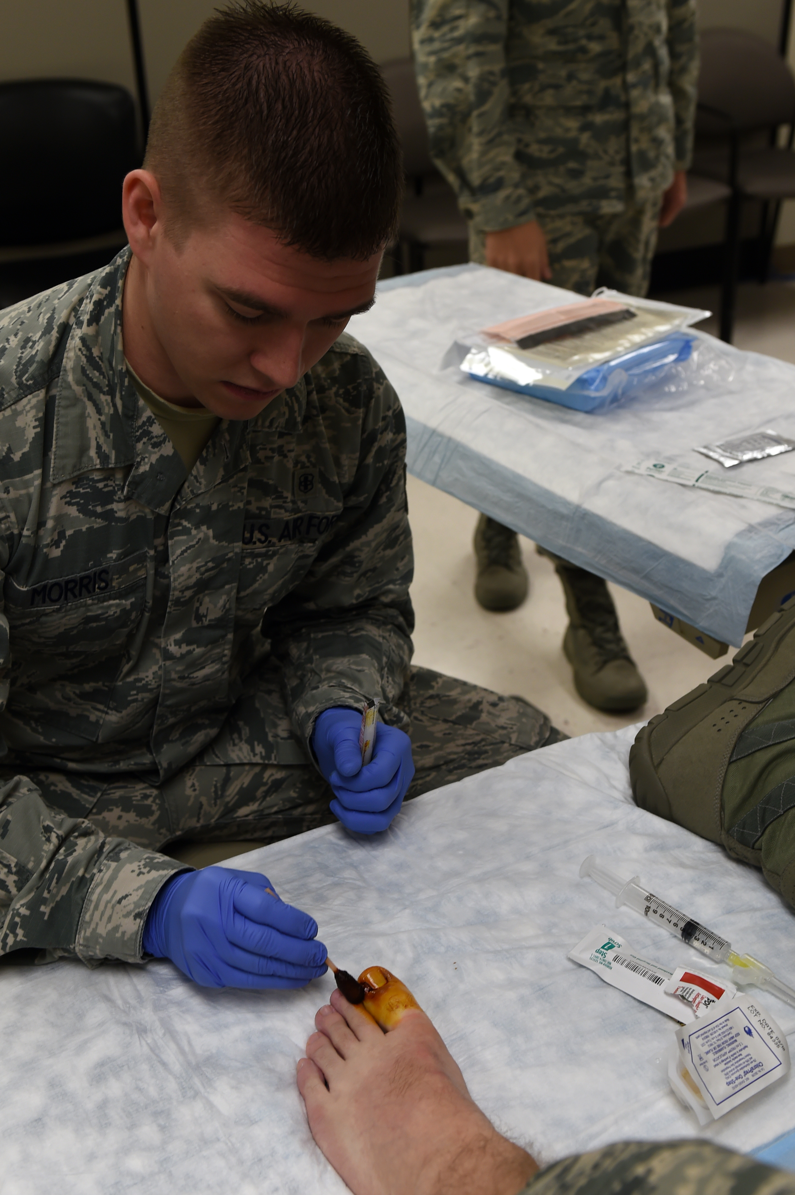 Photo Essay 559th Medical Group At A Glance Gt 59th