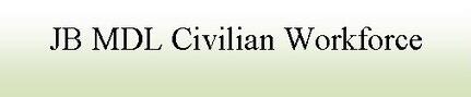 Civilian Workforce