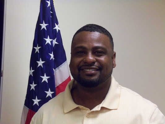 Eric Carter, general supply specialist at Defense Logistics Agency Distribution Warner Robins, Ga., has been awarded the Global Distribution Excellence: Quality Assurance Civilian of the Year award.