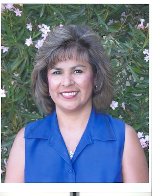 Frances Placeres, receiving division chief at Defense Logistics Agency Distribution San Joaquin, Calif., has been awarded Global Distribution Excellence: Material Management Senior Civilian Manager of the Year.