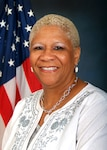 Charita Branch is the recipient of the 2015 Blacks in Government Military Meritorious Service Award on Aug. 25.