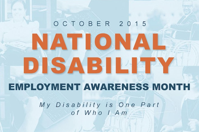 Held each October, National Disability Employment Awareness Month is a national campaign that raises awareness about disability employment issues and celebrates the many and varied contributions of America's workers with disabilities.