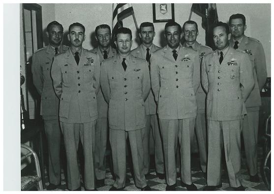 John Buchanan (Center) while stationed on Okinawa. (courtesy photo)