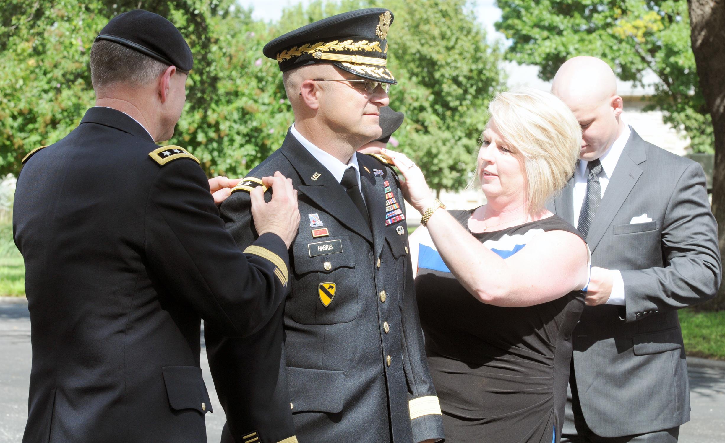 Task Force 51 Commander Promoted To Major General Gt Joint