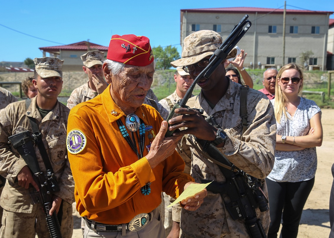 code talker This is the talk page for discussing improvements to the code talker article this is not a forum for general discussion of the article's subject: put new text under old text.