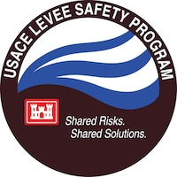 USACE Levee Safety Program Logo