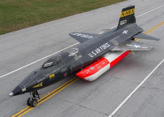 North American X-15A-2