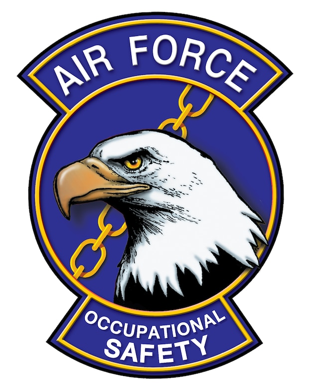 Occupational Safety patch (U.S. Air Force Graphic)